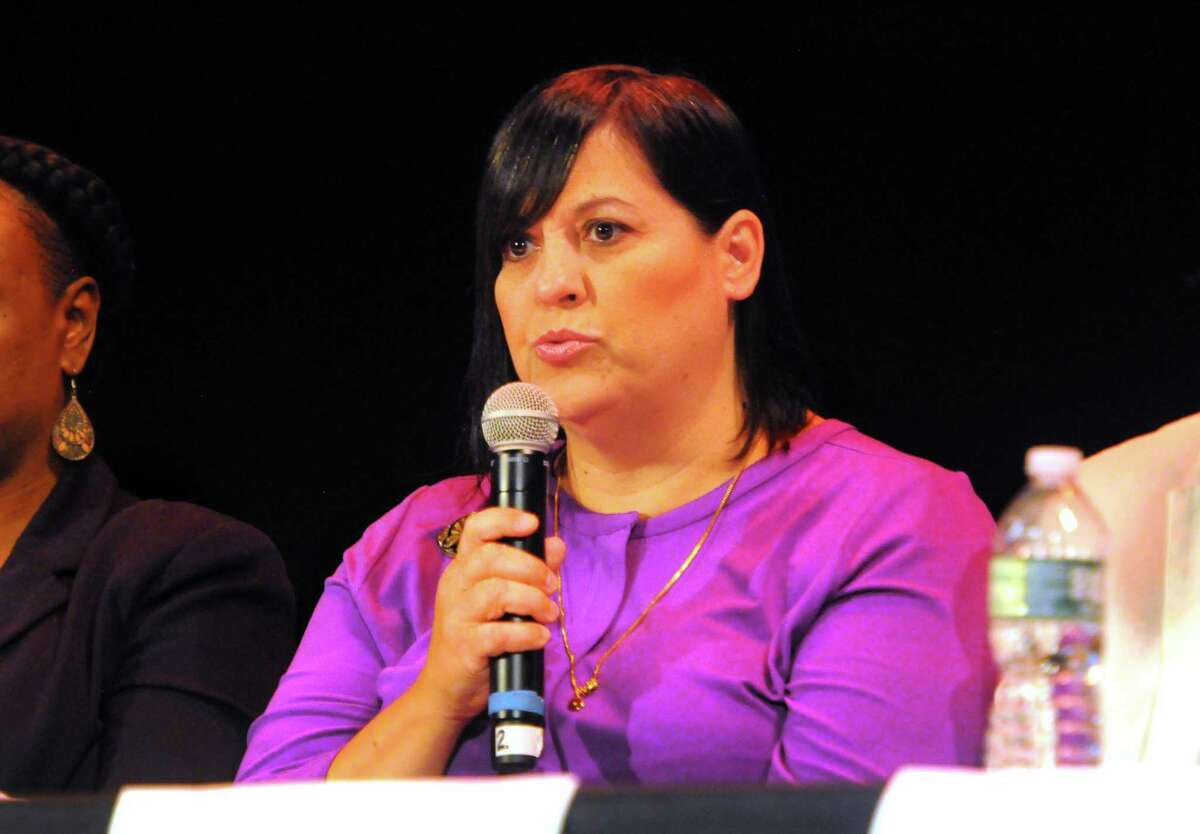 Maria Pereira, who represents Bridgeport's 138th district in the City Council, accused Mayor Joe Ganim of abusing his power and violating the City Charter by not calling a requested special session of the Council to deal with the Christopher Columbus statue recently removed from Seaside Park.