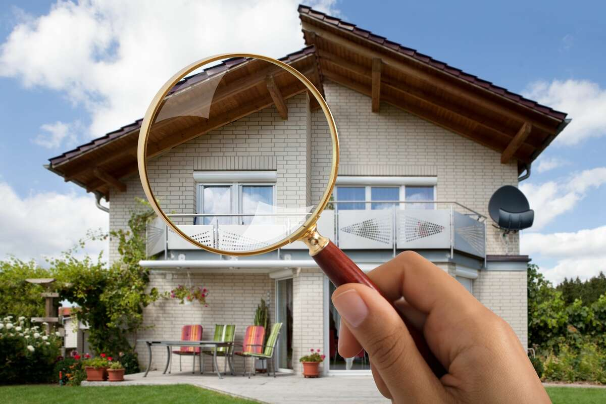 Home inspectors are hired to thoroughly examine a house and point out any flaws.