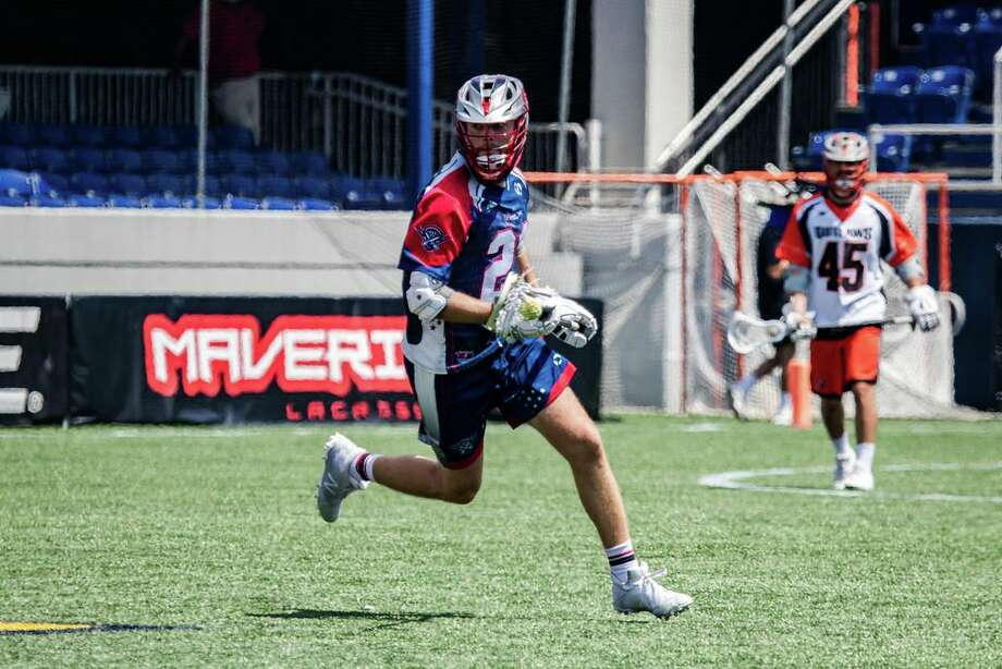 Bryce Wasserman was one of five goal scorers as the Boston Cannons defeated Denver to win the Major League Lacrosse title. Photo: MLL / Contributed Photo