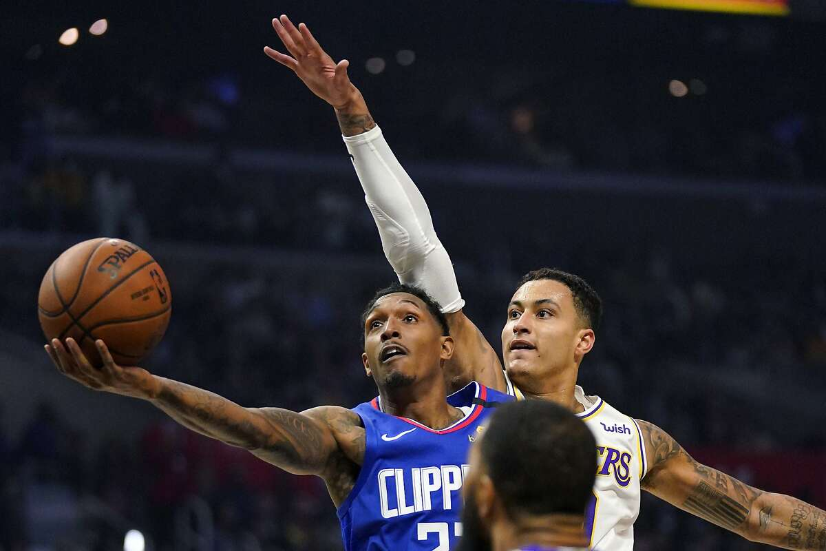 After leaving the NBA bubble near Orlando for a family friend's funeral, Los Angeles Clippers guard Lou Williams must quarantine for 10 days before he can play.