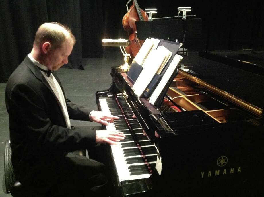 TJ Thompson Trio will perform Aug. 8, at 7 p.m. at the JCC in Sherman. Photo: Contributed Photo