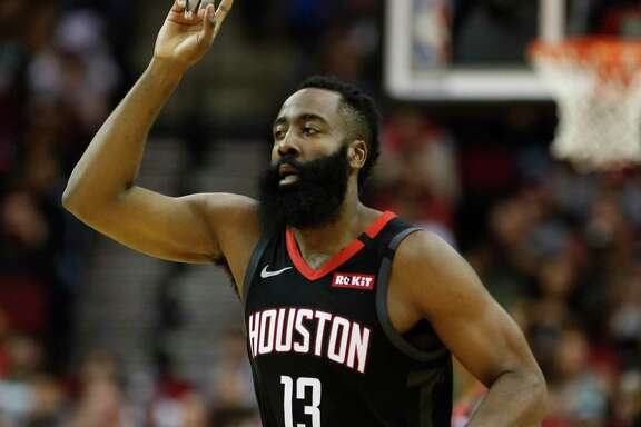 James Harden totaled 31 points, nine assists and eight rebounds in the Rockets' comeback win over the Grizzlies on Sunday night.