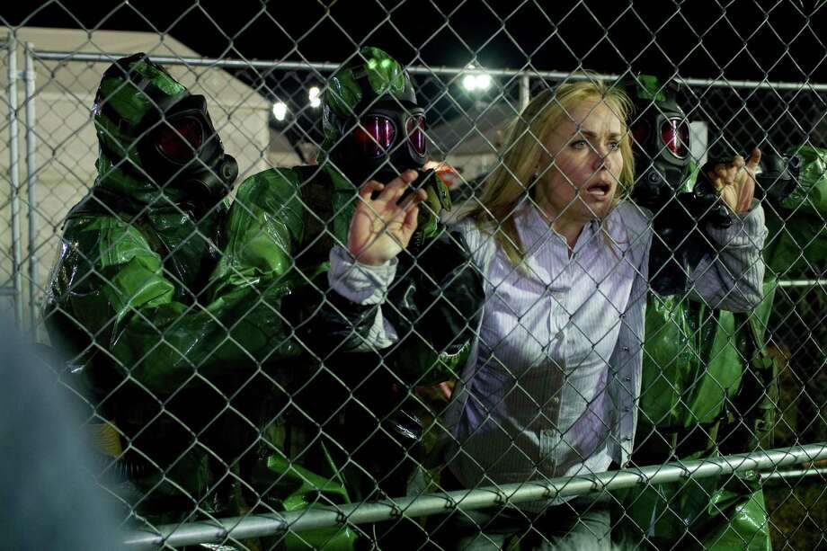 Radha Mitchell stars in 'The Crazies,' a 2010 take on a 1973 George Romero film that proves that remakes can be good. Photo: Saeed Adyani, Photographer / OVERTURE FILMS / © 2010 Overture Films, LLC and Participant Media, LLC. All Rights Reserved.