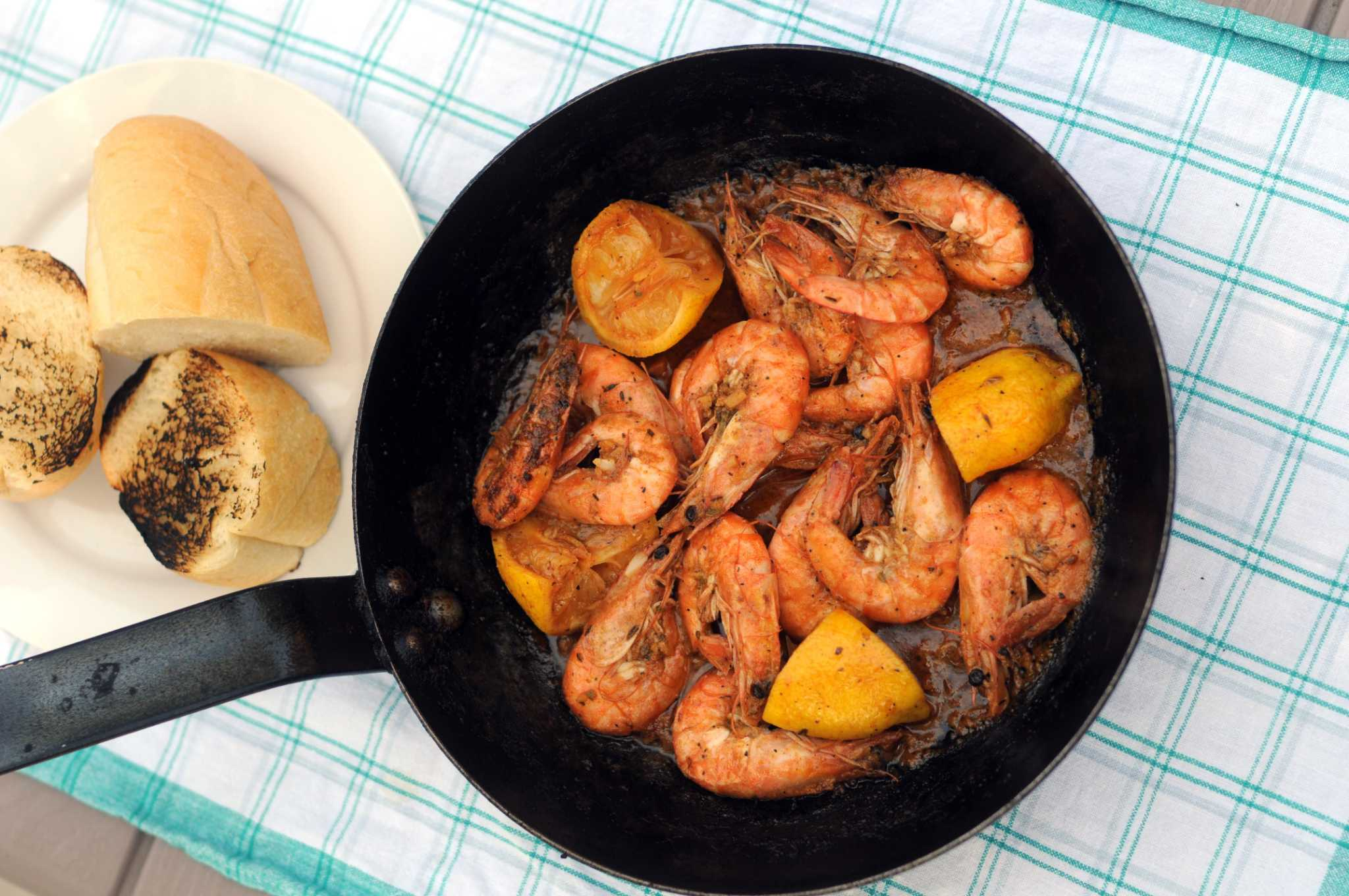 Recipe: Commander's Palace New Orleans-Style Barbecue Shrimp