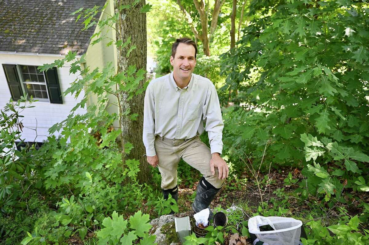 """The New Canaan Democratic Town Committee is kicking off a Zoom series called: """"Off the Clock"""" with legislators on Monday, August 3, 2020, at 6 p.m., the first being U.S. Rep. Jim Himes. The series continues on the remaining Sundays in August with additional Connecticut state representatives. The series is set to conclude with one, or both of the state's U.S. senators (schedules permitting)."""