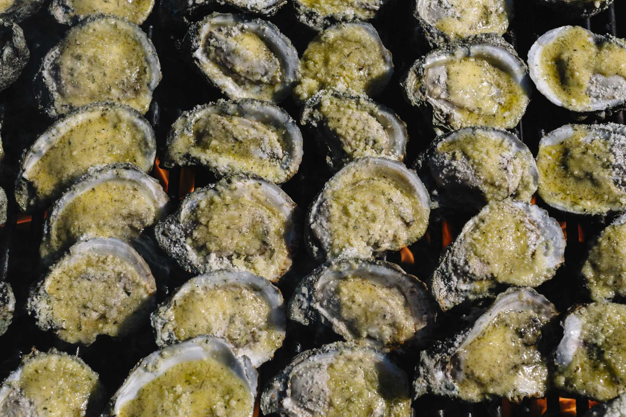 Recipe: Drago's Charbroiled Oysters