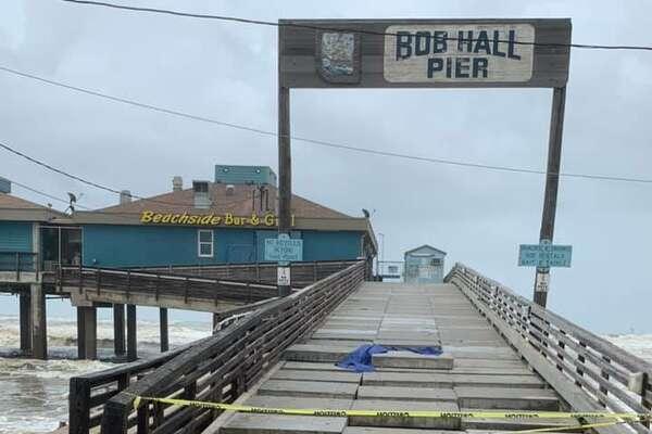 Bob Hall Pier: