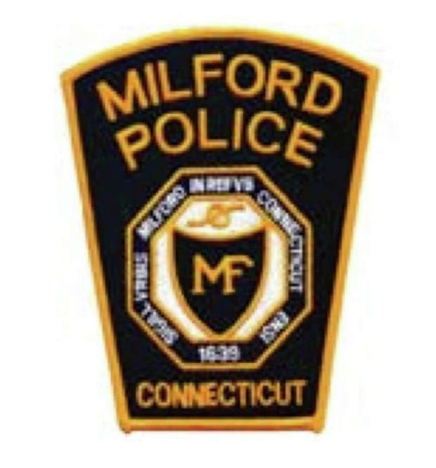 Isabelle Martins, 32, of Milford, was arrested after being accused of screaming at and scratching a neighbor who awakened her by using the stairs at 5 a.m. on Monday, July 27, 2020. Photo: Milford Police Department Image