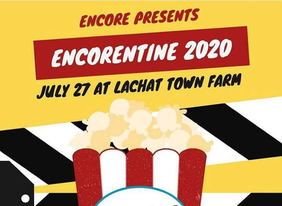 Instead of a live performance, Encore Dance of Wilton is hosting a drive-in movie benefit on Monday, July 27, at Lachat Town Farm in Weston.