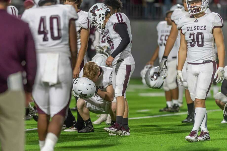 The Silsbee Tigers football team traveled to Legacy Stadium in Katy, Texas to take on the Wimberley Texans in a semi-final state championship match-up on December 13, 2019. Fran Ruchalski/The Enterprise Photo: Fran Ruchalski/The Enterprise / 2019 The Beaumont Enterprise
