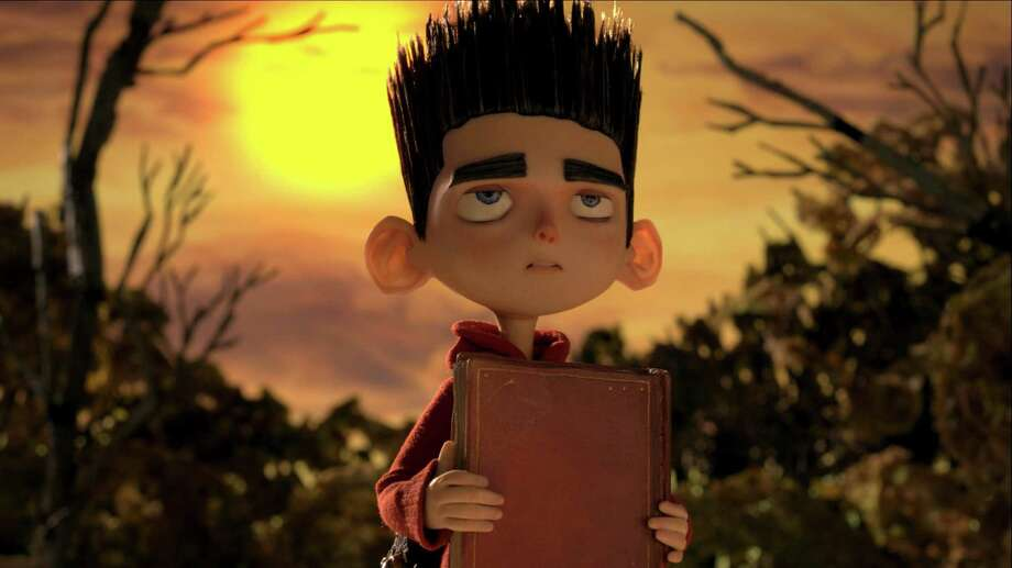 Kodi Smit-McPhee voiced the character of Norman in the animated film, 'ParaNorman.' Photo: Associated Press / Focus Features