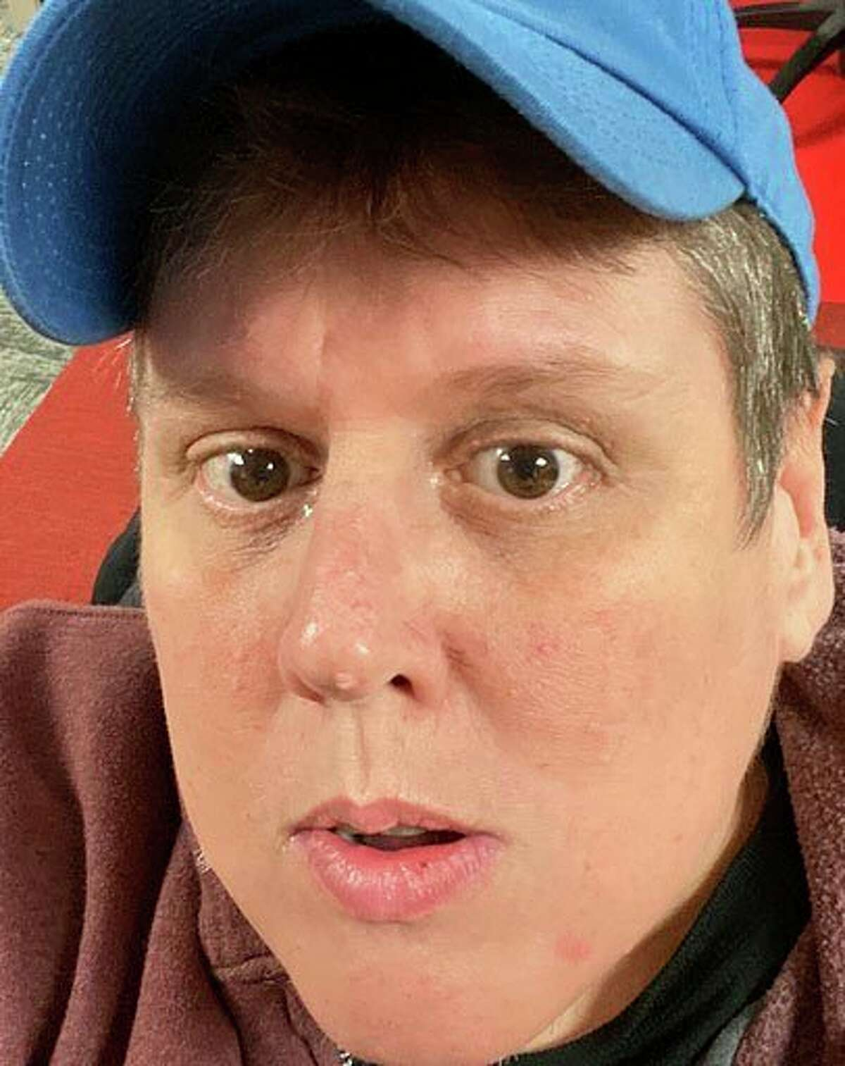 Huron Daily Tribune Sports Editor Mark Birdsall