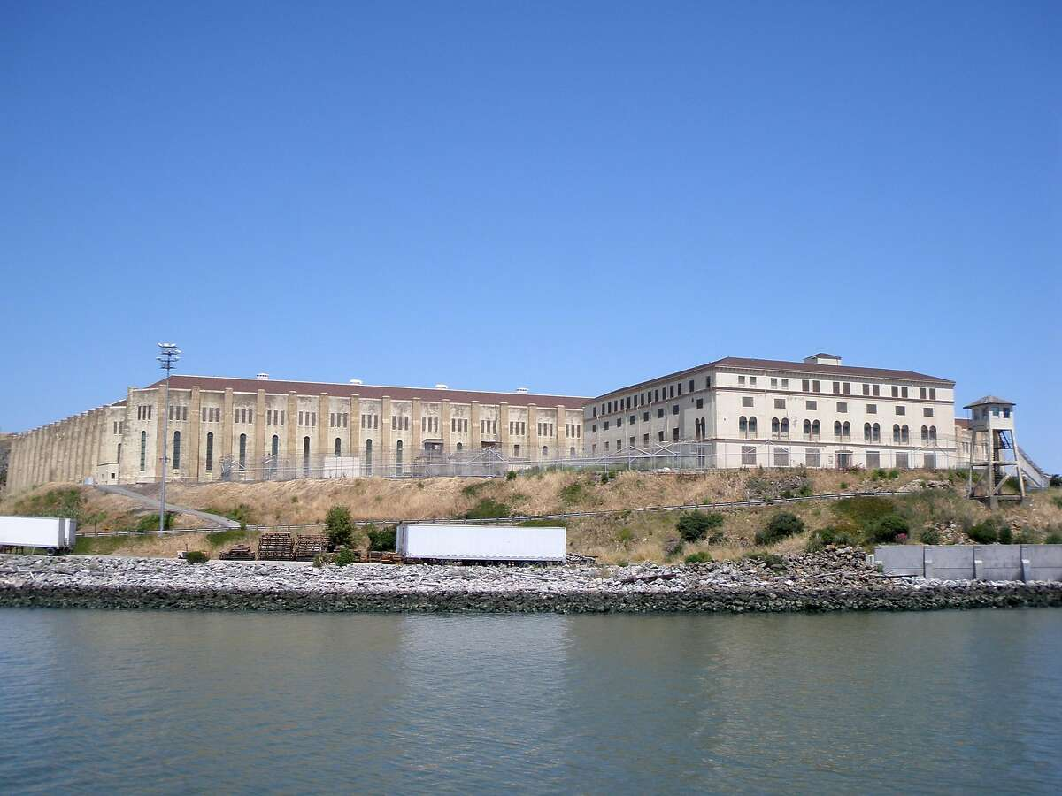 San Quentin State Prison. (Eric Broder Van Dyke/Dreamstime/TNS)