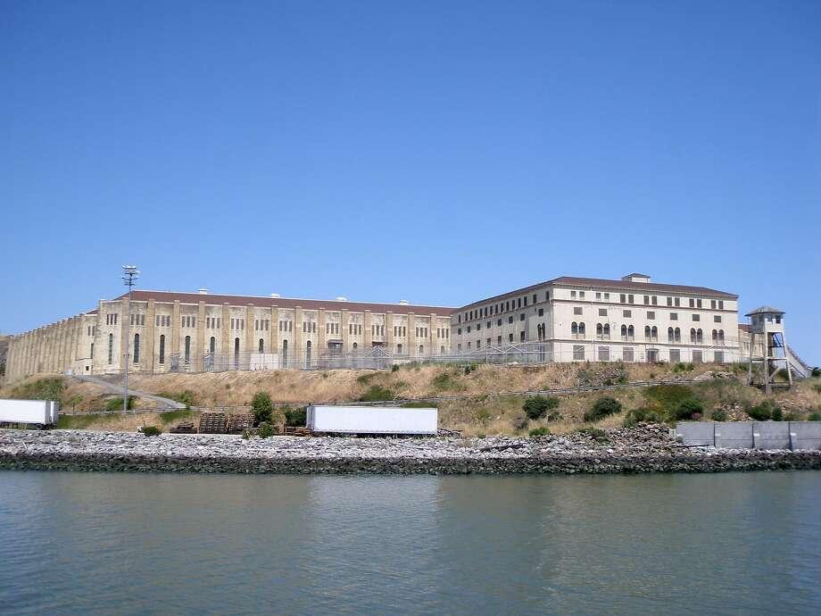 San Quentin State Prison. (Eric Broder Van Dyke/Dreamstime/TNS) Photo: Eric Broder Van Dyke / TNS