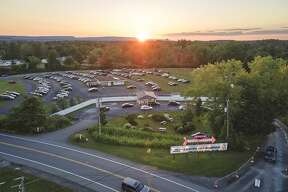 """Were you seen at the Beekman 1802 """"A Beautiful Day in the Neighborhood"""" drive-in movie on Friday, July 24, 2020 at the Jericho Drive-in and Twist Ice Cream in Glenmont, N.Y."""