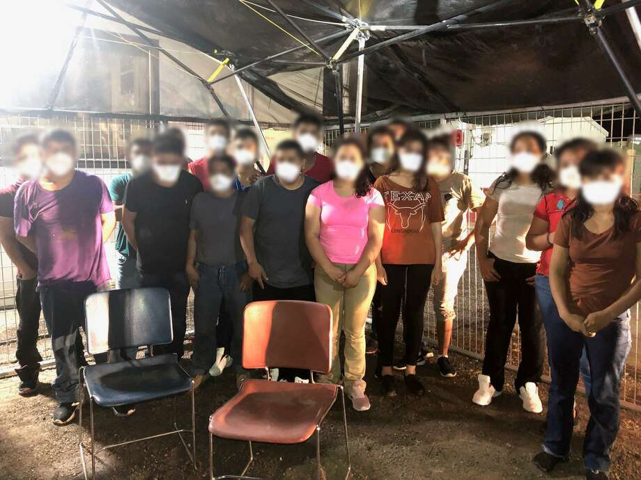 A total of 27 immigrants were found in separate instances at local checkpoints hiding inside trucks. Photo: Courtesy /U.S. Border Patrol