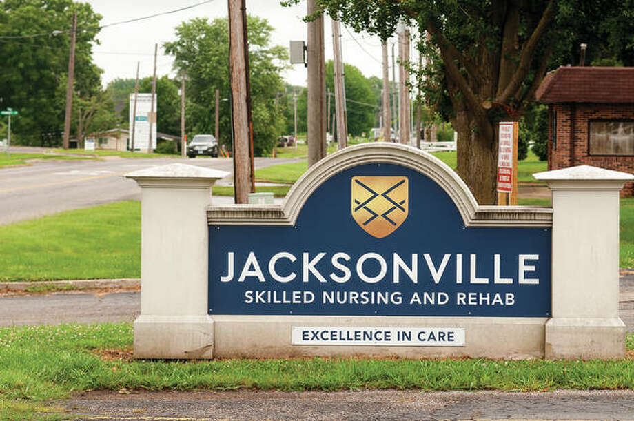 Three residents have tested positive for the novel coronavirus at Jacksonville Skilled Nursing and Rehabilitation Center, 1517 W. Walnut St. Photo: Darren Iozia | Journal-Courier