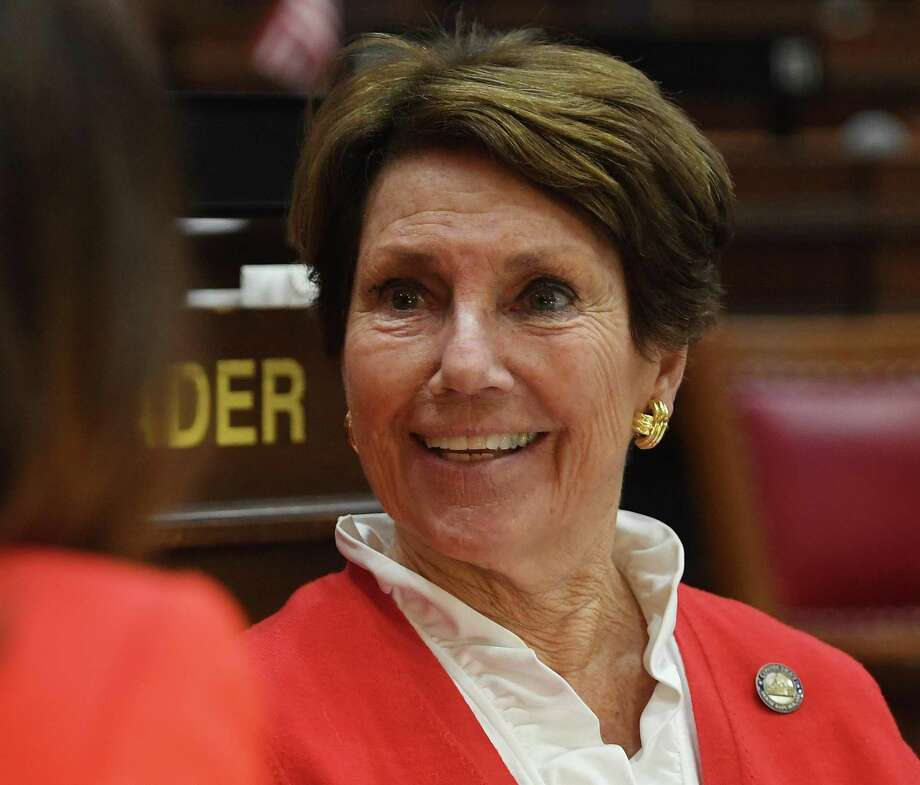 Rep. Livvy Floren is the state representative for the 149th District in Greenwich and Stamford. Photo: Brian A. Pounds / Hearst Connecticut Media / Connecticut Post