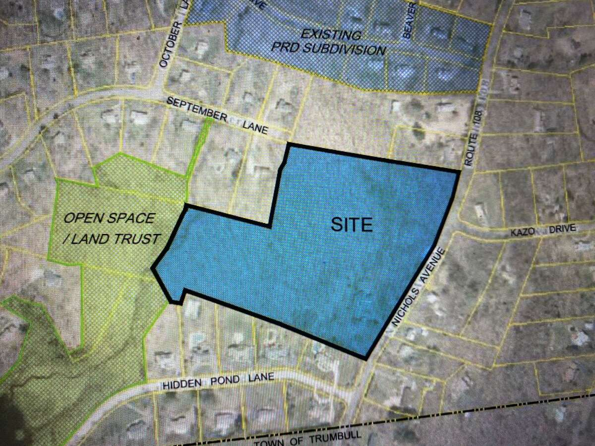 This development proposed 18 single-family homes to be constructed on some 15 acres on Nichols Avenue.