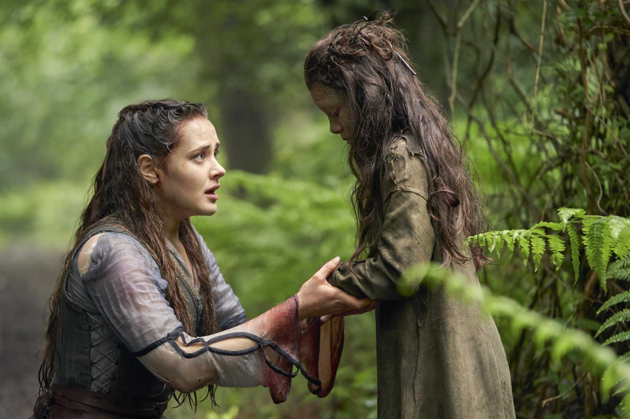 """Netflix's adaptation of YA novel """"Cursed"""" offers a spin on the classic Arthurian tale offering a young Druid girl as a queen who could save the realm."""