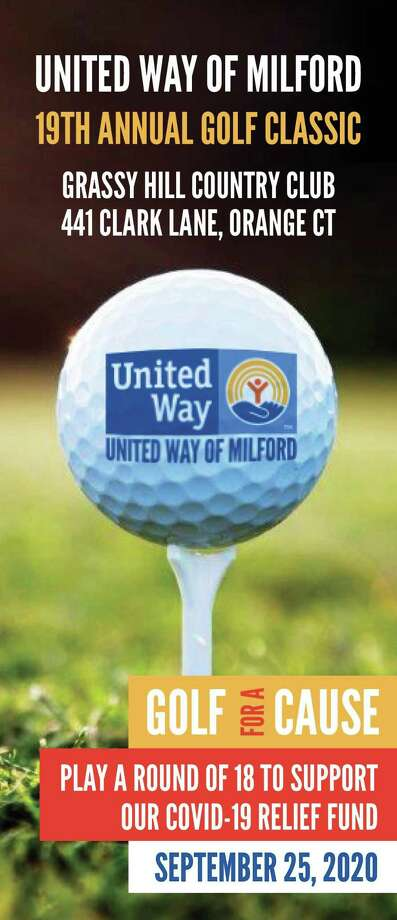 United Way of Milford's 19th annual Golf Classic will be held Friday, Sept. 25, at the Grassy Hill Country Club in Orange. Photo: United Way Of Milford