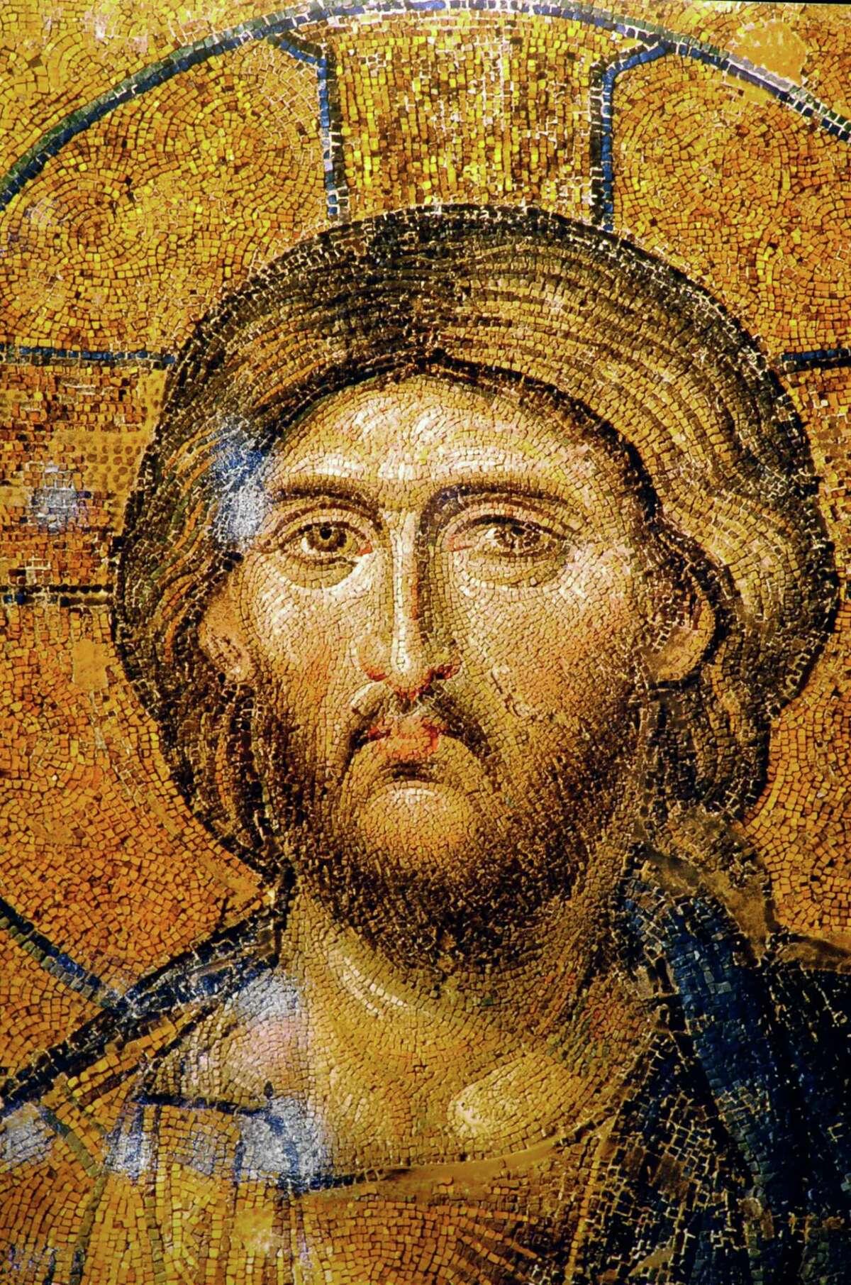 Portrait of Jesus Christ