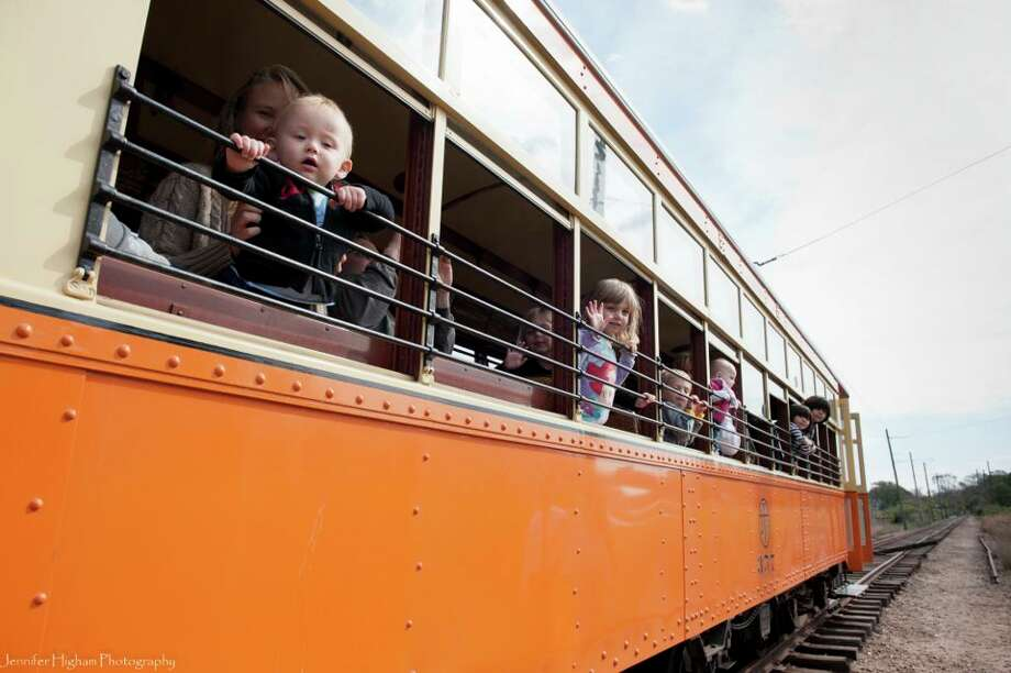 Shore Line Trolley Museum will be open 11 a.m.3- p.m Wednesdays and Saturdays during the months of August and September. A limited number of tickets will be sold each day for specific time slots. Photo: Contributed Photo / Jennifer Higham