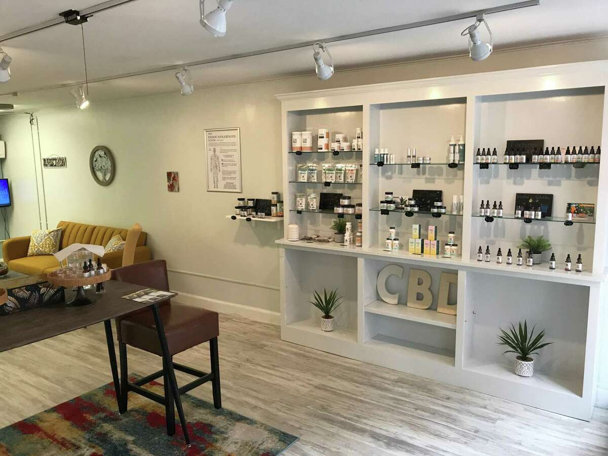National CBD retailer Your CBD Store opened in New Milford last week.