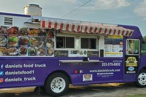 A look at Stamford's Daniel's Food Truck.
