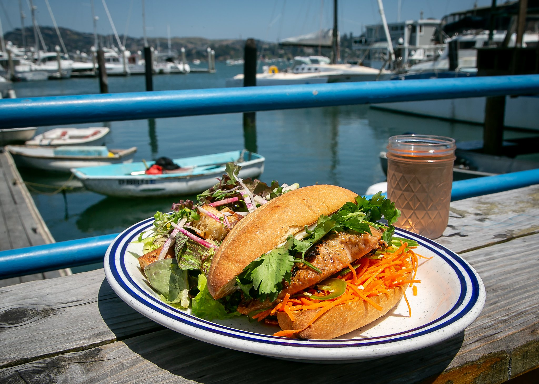 10 scenic waterfront restaurants open in the Bay Area right now