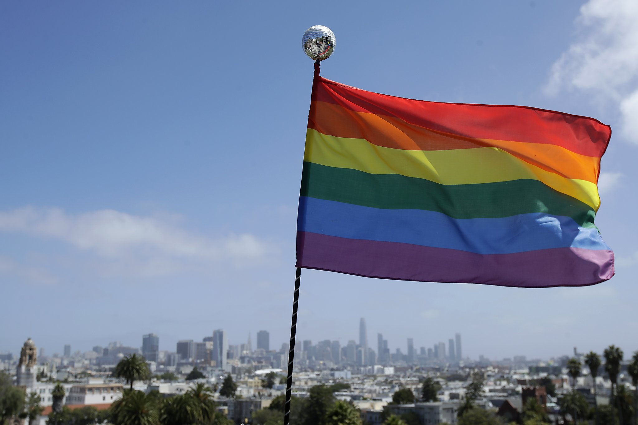 www.sfchronicle.com: California will track coronavirus' toll on LGBTQ community, after months of delay