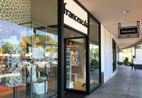 Francesca's, 12850 Memorial Dr., in Town & Country Village is shown Thursday, June 11, 2020, in Houston. Francesca's is a Houston based women's clothing chain.
