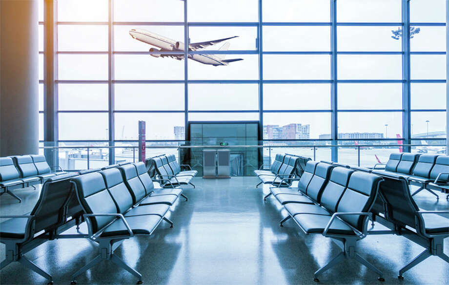 Nearly-empty international airports could be the norm for the next few years. Photo: Getty Images