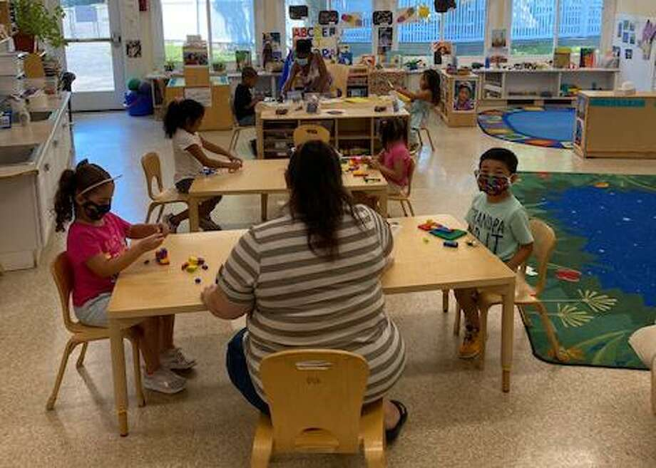 Children's Learning Centers of Fairfield County is reopening all eight of its locations, while following improved safety precautions. Photo: Contributed Photo