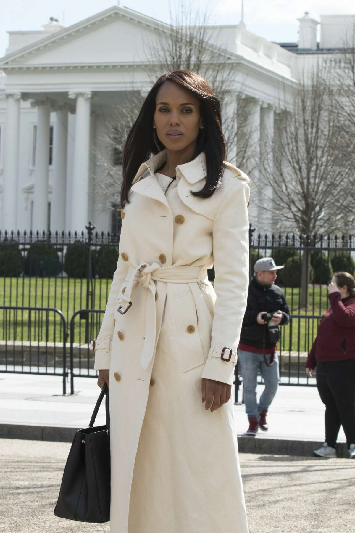Kerry Washington in Scandal, on ABC.