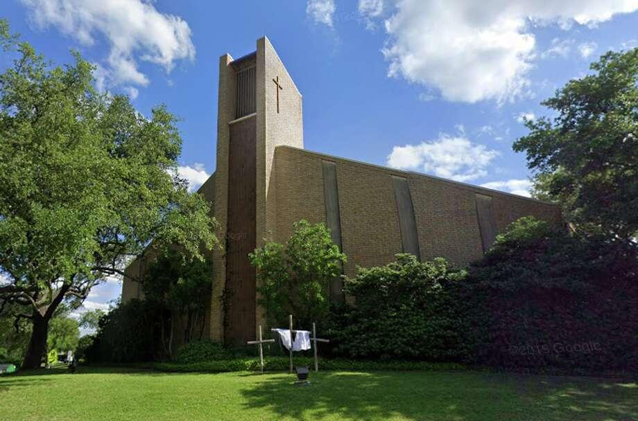 """Spread the Gospel, Not Germs!"" said Blessed Sacrament Catholic School on Facebook. Photo: Google Maps"