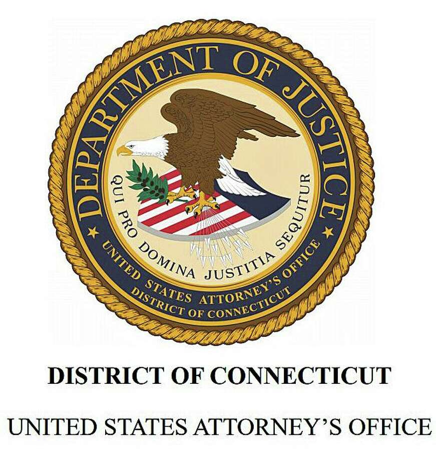 File photo of the seal from the U.S. Attorney Office for the District of Connecticut. Photo: Contributed Photo / Department Of Justice / Connecticut Post Contributed