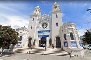 Star of the Sea is a Catholic church located in San Francisco's Inner Richmond.