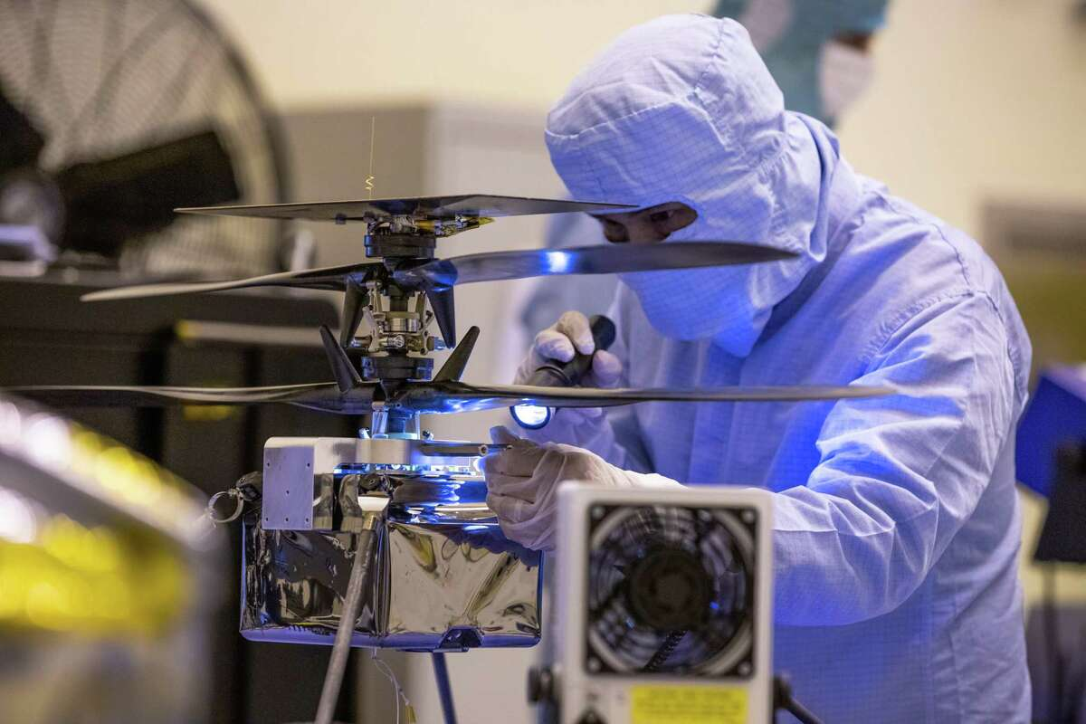 How NASA's Perseverance rover is laying the foundation for ...
