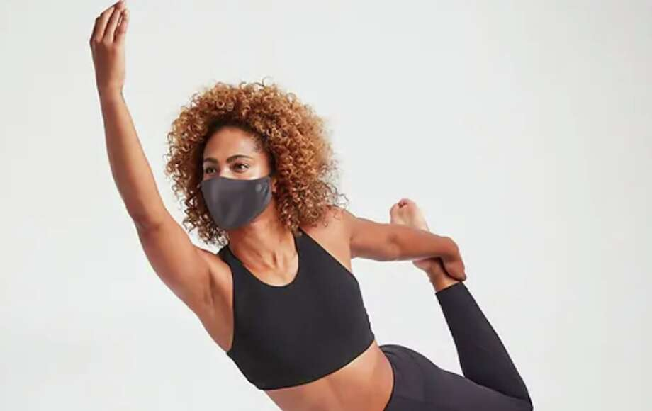 Athleta just released a new made-to-move breathable face mask - SFGate