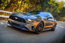 It's Powered by Ford Performance's high-revving 2.3-liter turbo four engine derived from the legendary Focus RS that cranks out 330 horsepower and 350 lb.-ft. of torque