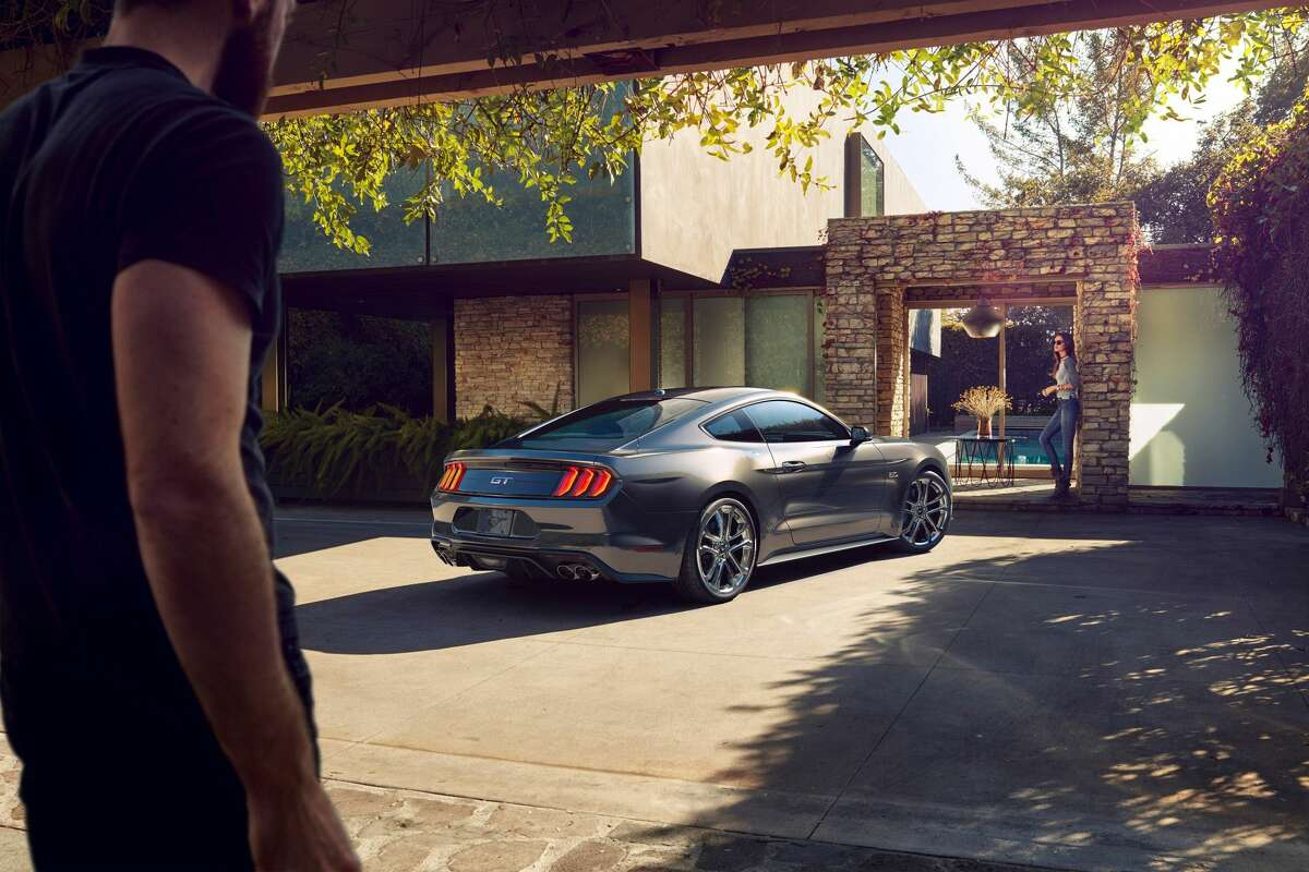New to the lineup is the Mustang High Performance Package for the EcoBoost-equipped model.