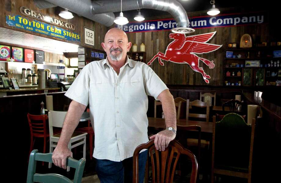 Dosey Doe owner Steve Said noted the Dosey Doe Breakfast and BBQ in The Woodlands will reopen on Aug. 6. Photo: Jason Fochtman, Staff Photographer / Houston Chronicle / © 2017 Houston Chronicle