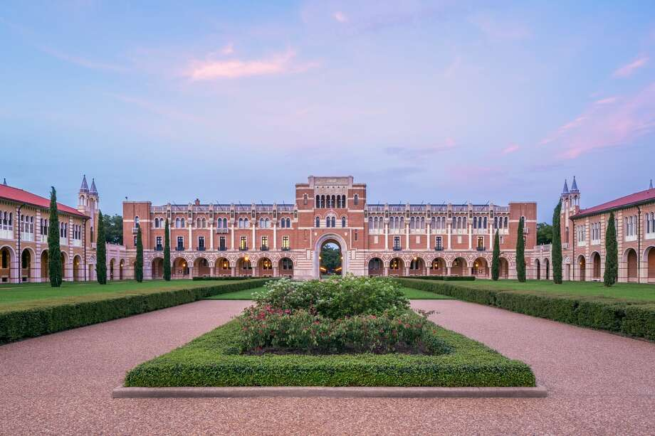 Rice University Photo: Mabry Campbell/Getty Images / Copyright 2015 Mabry Campbell