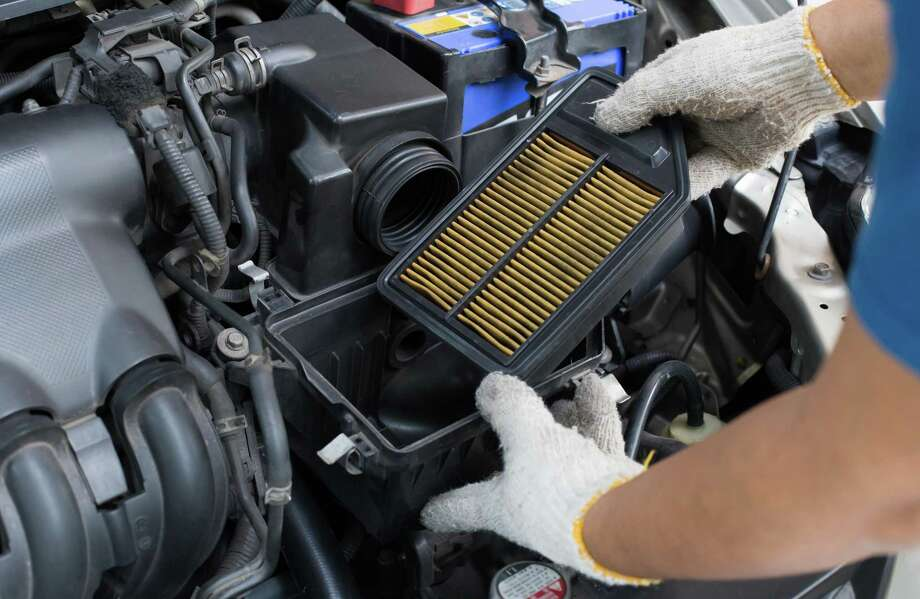Changing your air filter every 12,000 miles or 12 months, whichever comes first, will provide better engine protection. Photo: Shutterstock