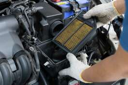 Changing your air filter every 12,000 miles or 12 months, whichever comes first, will provide better engine protection.