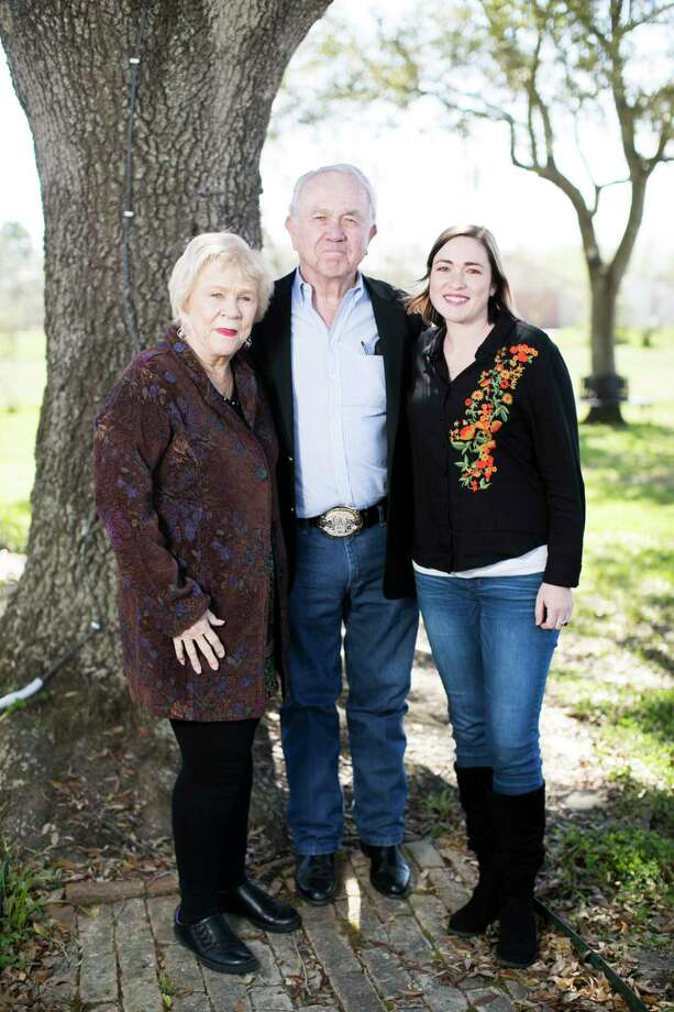 Haak Vineyards & Winery owners Gladys Haak, Raymond Haak and winemaker Tiffany Farrell. Haak Vineyards & Winery, founded in 2000 is an award winning, family-owned winery located in Santa Fe, Texas. Wednesday, March 6, 2019, in Santa Fe. The Haaks recently announced their retirement and have sold most of the Haak Vineyards and Winery. See Ron Saikowski's column on Aug. 7 for more on the transition. Photo: Marie D. De Jesús, Houston Chronicle / Staff Photographer / © 2019 Houston Chronicle