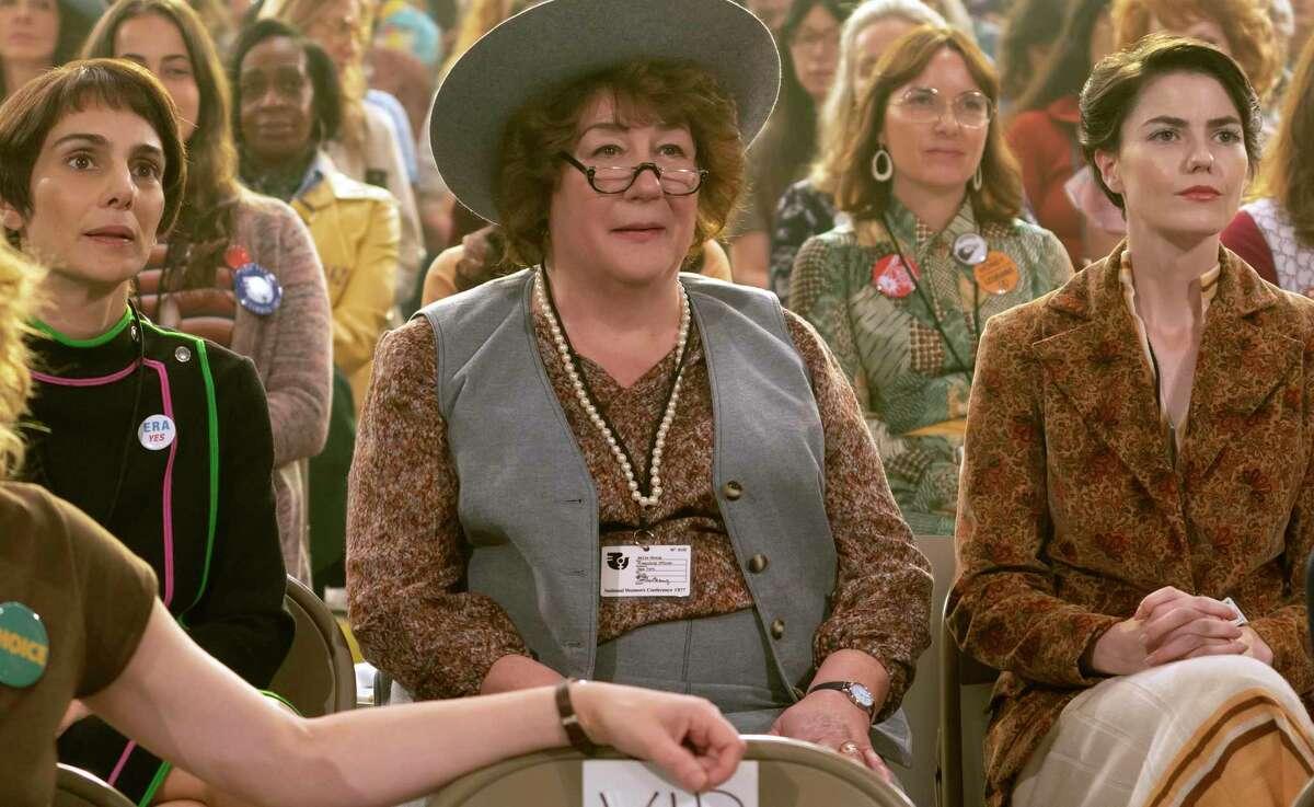 "Actress Margo Martindale as New York Congresswoman Bella Abzug in ""Mrs. America"""