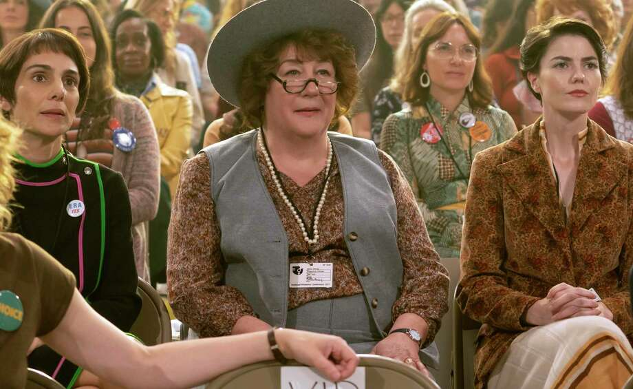 "Actress Margo Martindale as New York Congresswoman Bella Abzug in ""Mrs. America""