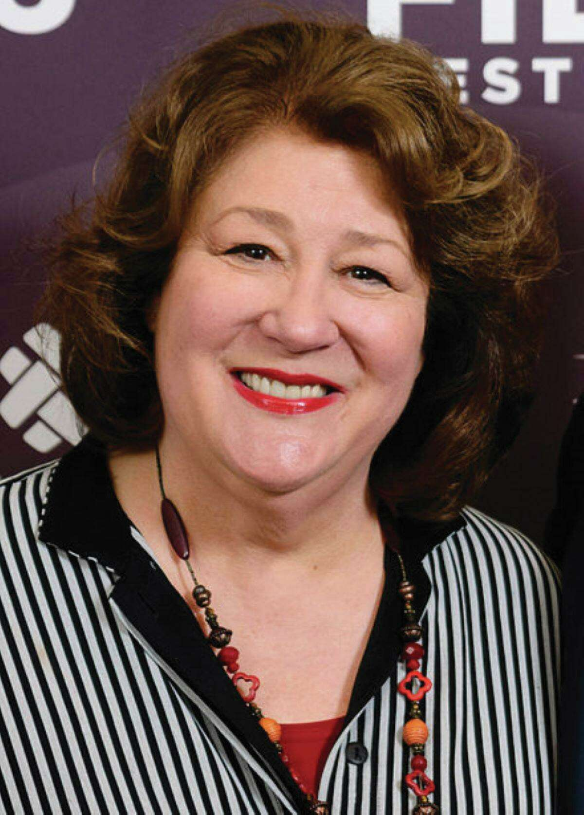 Emmy winner Margo Martindale, who has a home in Kent, has appeared in numerous TV series and films.